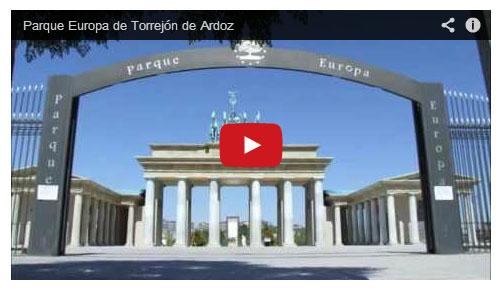 Parque Europa de Torrejón de Ardoz (Madrid)